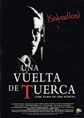 UNA VUELTA DE TUERCA DVD