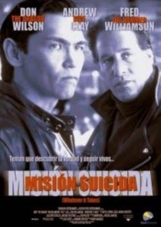 MISION SUICIDA DVD 2MA