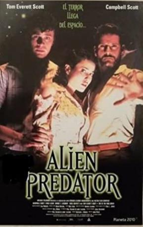 ALIEN PREDATOR DVD 2MA