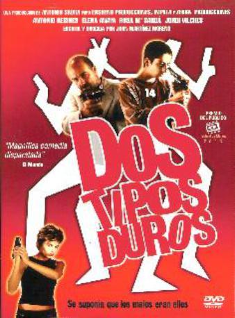DOS TIPOS DUROS DVD