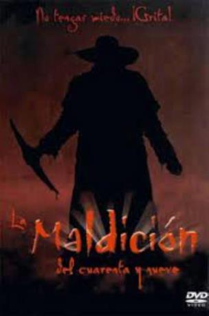 LA MALDICION DEL 49 DVDL 2MA