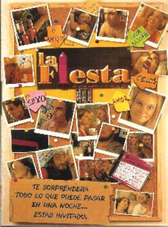 LA FIESTA DVD