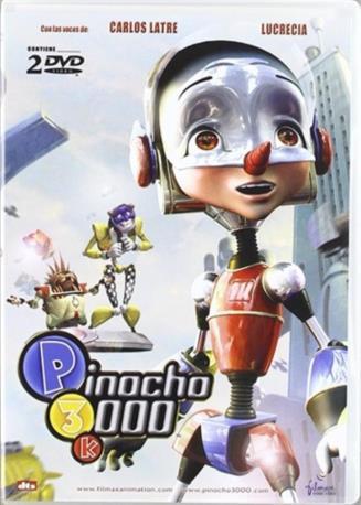 PINOCHO 3000 DVD
