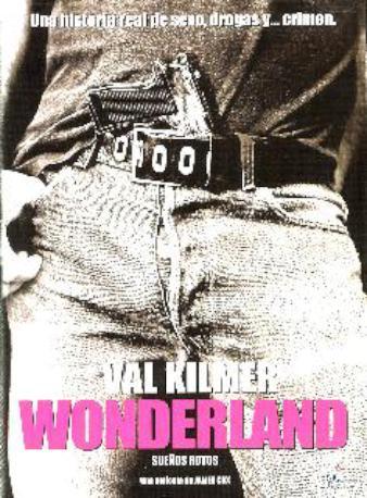 WONDERLAND DVDL