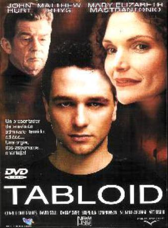 TABLOID DVD