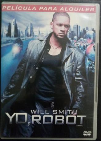YO ROBOT DVDL 2MA