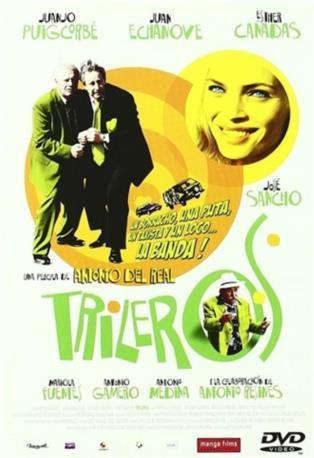 TRILEROS DVD