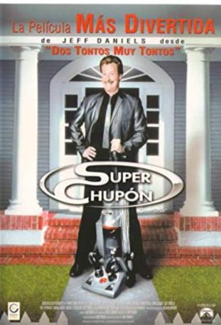 SUPER CHUPON DVD