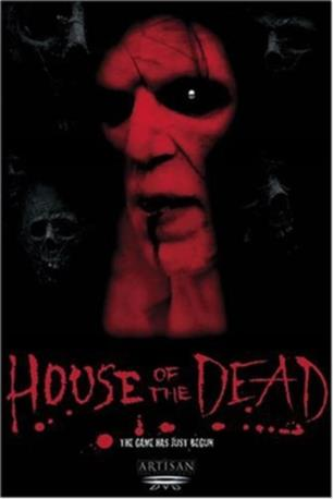 HOUSE OF THE DEAD DVDL