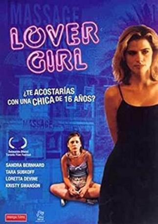 LOVER GIRL DVD