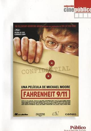 FARENHEIT 9 11 DVD 2MA