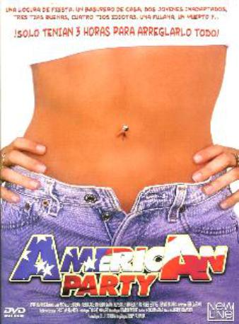 AMERICAN PARTY DVDL
