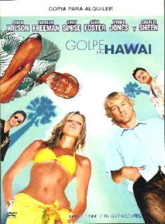 GOLPE EN HAWAI DVDL