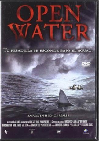 OPEN WATER DVDL 2MA