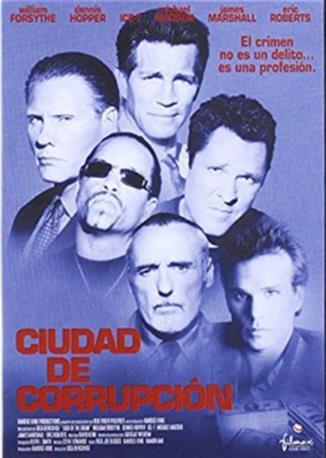 CIUDAD DE CORRUPCION DVD