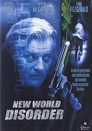 NEW WORLD DISORDER DVD