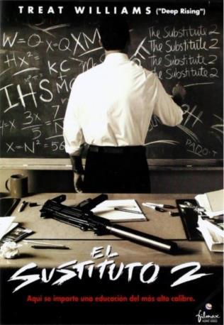 EL SUSTITUTO 2 DVD