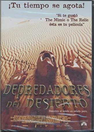 DEPRED. DEL DESIERTO DVDL 2MA