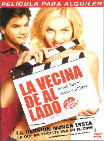 LA VECINA DE AL LADO DVDL