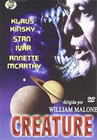 CREATURE DVDL