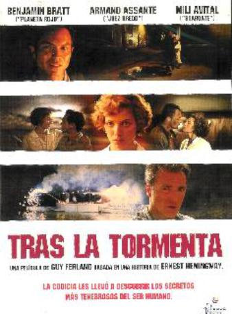 TRAS LA TORMENTA DVD