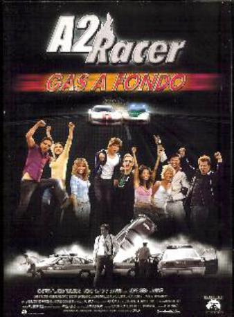 A2 RACER GAS A FONDO DVDL