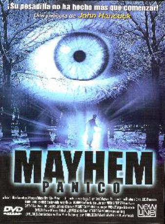 MAYHEM PANICO DVDL