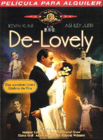 DE LOVELY DVDL