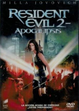 RESIDENT EVIL 2 APOC DVDL 2MA