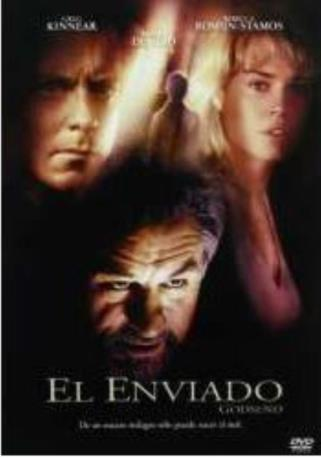 EL ENVIADO DVD 2MA