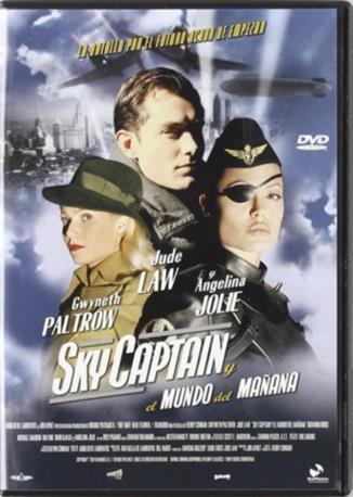 SKY CAPTAIN EL MUNDO DVDL