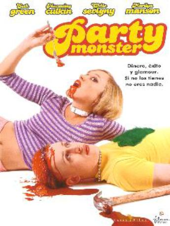 PARTY MONSTER DVDL