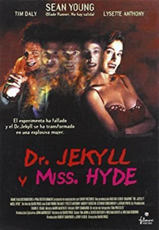 DR JEKYLL Y MISS HYDE DVD