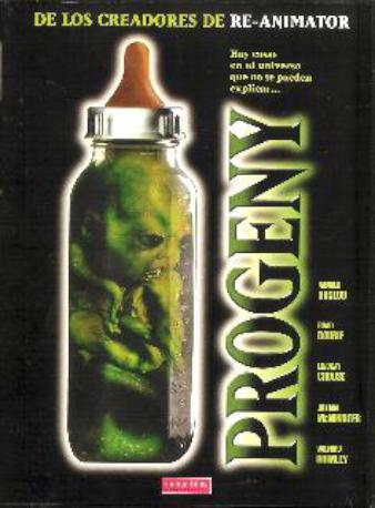 PROGENY DVD