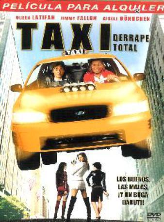 TAXI DERRAPE TOTAL DVDL