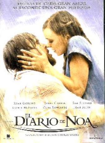 EL DIARIO DE NOA DVDL