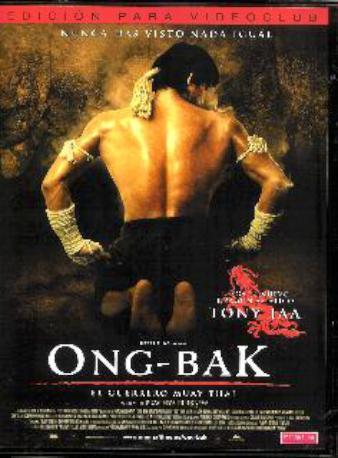 ONG BAK DVDL