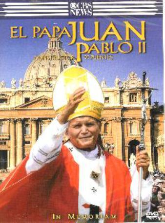EL PAPA JUAN PABLO 2 DVD