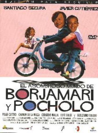 BORJAMARI Y POCHOLO DVDL