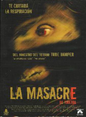 LA MASACRE DVDL