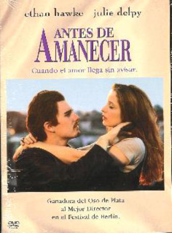 ANTES DEL AMANECER DVD