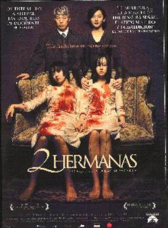 2 HERMANAS DVD