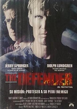 THE DEFENDER DVD 2MA