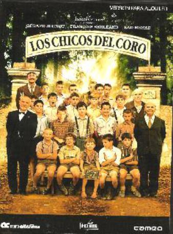 LOS CHICOS DEL CORO DVDL