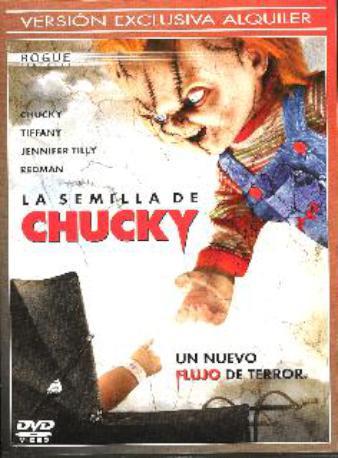 LA SEMILLA DE CHUCKY DVDL