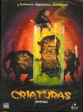 CRIATURAS DVD