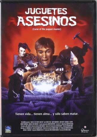 JUGUETES ASESINOS DVD 2MA