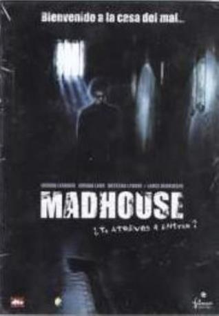 MADHOUSE TE ATREVES DVD