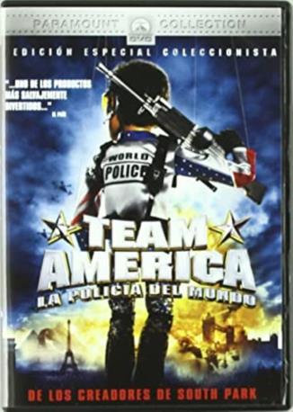 TEAM AMERICA DVDL