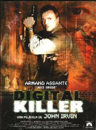DIGITAL KILLER DVD